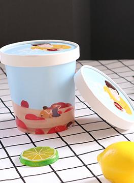Porridge bucket custom case